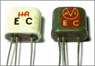 Shockley Diode Case Styles