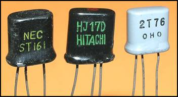 Nakahari Transistors Photo2